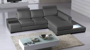 canape cuir angle design petit canapé d angle cuir contemporain mobilier moss
