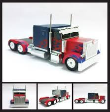 Optimus Prime Truck By Tkyzgallery On DeviantArt