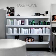 Display PinkPro Blog Pinterest Lofty Inspiration Salon Retail Shelving Fresh Ideas AUREATE Wadsworth