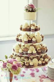 Cupcake Cake Stands For Weddings Best Wedding Ideas On Rustic Cupcakes Reception Mix Of Minis And
