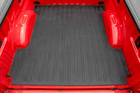 Rough Country - RCM570 - Contoured Rubber Bed Mat (6-foot 6-inch ...