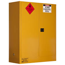 Fireproof Storage Cabinet Nz by Pratt Safety Systems 350l Flammable Liquid Storage Cabinet