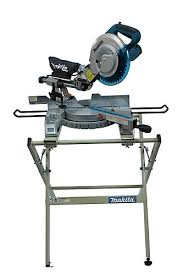 Wet Tile Saw Home Depot Canada by Makita 10 Inch Sliding Compound Miter Saw With Stand The Home