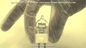 600w 120v bhc dys dyv halogen light bulb