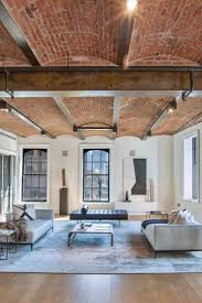 100 Brick Ceiling PIN 8 Exposed Brick Ceiling In This Lovely Contemporary Industrial