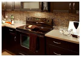 Kitchen Backsplash Ideas With Oak Cabinets by 30 Best Kitchen Backsplash With Dark Cabinets 2016