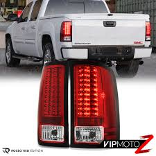 PREMIUM] 2007-2013 GMC Sierra 1500 2500HD 3500HD Factory RED LED ... 2017 Gmc Sierra Hard Tonneau Covers5 Best Rated Hard Covers 2013 Victory Red Used 3500hd Slt Z71 At Country Diesels Serving 2011 Headlights Ebay 2015 Chevy Silverado Truck Accsories 2014 V6 Delivers 24 Mpg Highway Dont Lower Your Tailgate Gm Details Aerodynamic Design Of Pickups 101 Busting Myths Aerodynamics Denali Ultimate The Pinnacle Premium 1500 Price Photos Reviews Features