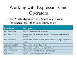 Javascript Math Ceil Floor by Introducing Javascript Ppt Video Online Download