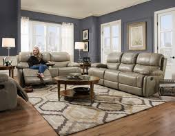 Wall Hugging Reclining Sofa by Corinthian Softie Putty Grey Reclining Sofa And Loveseat U2013 My