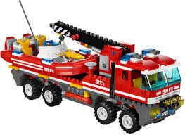 LEGO City Set OffRoad Fire Truck & Fireboat | Kids Cool Toys Seagrave Fire Engine For Wwwchrebrickscom By Orion Pax Lego Ideas Product Ideas Vintage 1960s Open Cab Truck City 60003 Emergency Used Toys Games Bricks 60002 1500 Hamleys And Amazoncom City Engine Fire Truck In Responding Videos Classic Lego At Legoland Miniland California Ryan H Flickr Customlego Firetrucks Home Facebook Heavy Rescue 07 I Used All Brick Built D