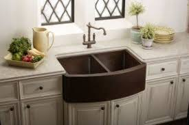 33x22 Copper Kitchen Sink by Kitchen Sinks Made In Usa Foter