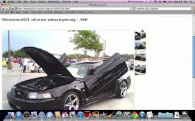 Craigslist Used Cars For Sale In Orlando Fl - LTT