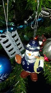 Cowboys Tree Wrapall The Presents Are In Car Waiting For Me To Get Dressed And Drive My Sons