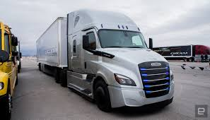 100 Used Freightliner Trucks For Sale Behind The Wheel Of Daimlers Upcoming Electric Trucks