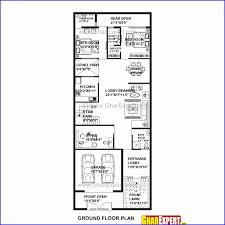 One Floor House Design Plans Bedroom Single Home Plan 3d 2 Clientific