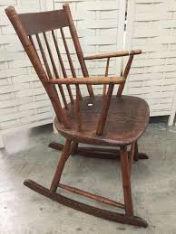 Antique American Windsor Back Wooden Rocking Chair Circa 1820 With ... Windsor Arrow Back Country Style Rocking Chair Antique Gustav Stickley Spindled F368 Mid 19th Century Spindle Eskdale Chairs Susan Stuart David Jones Northeast Auctions 818 Lot 783 Est 23000 Sold 2280 Rare Set Of 10 Ljg High Chairs W903 Best Home Furnishings Jive C8207 Gliding Rocker Cushion Set For Ercol Model 315 Seat Base And Calabash Wood No 467srta Birchard Hayes Company Inc