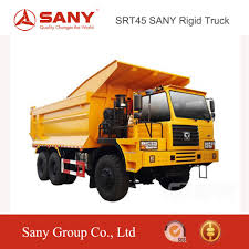 100 Mining Truck Sany Srt45 45ton Rigid Dump For Sale In Dubai Buy