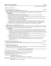 Professional Business Resume Inspirational Curriculum Vitae Free Examples Of