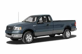 100 Ford 4 Door Truck 2006 F150 Information