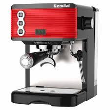 CRM3601 Semi Automatic Espresso Coffee Maker Home Commercial Office Steam Pump Pressure