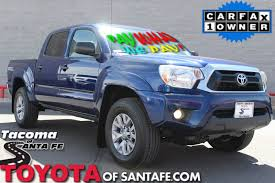 Pre-Owned 2015 Toyota Tacoma Base Double Cab Truck In Santa Fe ... Volvo Dual Clutch Truck Transmission W Video Fords Customers Tested Its New Trucks For Two Years And They Didn Steps You Can Take To Protect The In Your Ram 1500 Detroit Auto Show Gmc Debuts New 2015 Canyon Midsize Truck Latimes Lieto Finland April 5 2014 Fe 6x2 320 Fl512 4x2 Driving Western Star 5700 Chevrolet Silverado First Drive Trend Miranda Lambert Partnership With Dodge Srt Hellcat Toyota Suvs Vans Jd Power Cars Allnew Colorado Redefines Midsize Taw All Ricky Carmichael Chevy Performance Sema Concept Motocross Whats Up With The Raptor Fordtruckscom