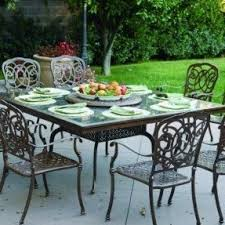 8 Person Patio Table by Granite Patio Tables Foter