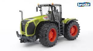 BRUDER Traktorius žalias Claas Xerion 5000, 03015 | Varle.lt