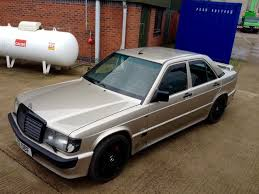 Mercedes 190E 2 3 16 My 190E Evo Pinterest