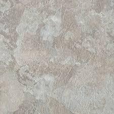 Achim Home Furnishings MJVT180210 Majestic Vinyl Floor Tile 18 X Inches Light Gray Slate 10 Pack