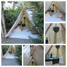 Tee Pee Style Tent With Hanging Ornaments And Added Furniture ... Front Yard Decorating And Landscaping Mistakes To Avoid Best 25 Backyard Decorations Ideas On Pinterest Backyards Simple Patio With Bricks Stone Floor And Fences Also Backyard 59 Beautiful Flowers Installedn On Pot Which Decorations Small Japanese Garden Ideas Diy Yard Decor Rustic Outdoor Family Ornaments Biblio Homes How Make Chic Trendy Designs Pool Kitchen Happy Birthday Lawn Letters With Other Signs Love The Fall Decoration The Seasonal Home Area