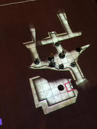Dungeons And Dragons Tile Mapper by Dungeons U0026 Dragons And Settlers Of Catan With Projection Mapping