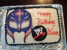 Wwe Raw Cake Decorations by 22 Best Wwe Party Images On Pinterest Wrestling Party Wwe Party