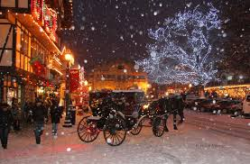 Leavenworth WA might just be the top winter city in America
