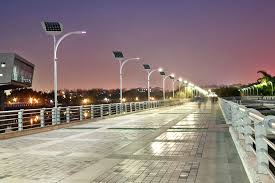 American Electric Lighting Autobahn LED Series Public Works
