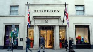 burberry siege social burberry appoints former givenchy as creative chief