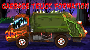 100 Garbage Truck Video Youtube Scary Formation Uses Kids Educational