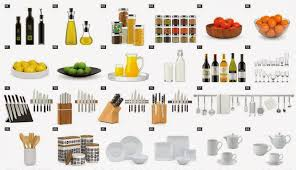 List Of Kitchen Accessories