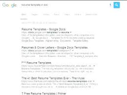 Google Drive Resume Templates Cv Template Awesome Free