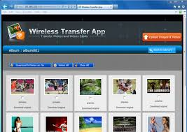 Transfer s from iPhone to PC Over Wi Fi