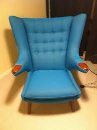 Authentic Hans Wegner Papa Bear Chair by Original Hans J Wegner