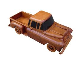 CHEVY STEPSIDE TRUCK | Wood Art USA