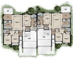 Images Duplex Housing Plans by 67 Best Duplex Plans Images On Duplex House Plans