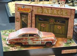 American Car & Retro Garage 1/35 Scale Model Diorama | 1:18 Model ... A Civic Type R Barn Find Scene Diorama Ebay Dioramas 1969 Chevrolet Chevy Camaro Z28 Weathered Barn Find Muscle Car European Corrugated Iron Roofin 135 Scale Basic Build Part 124 Chevrolet Bel Air 1957 Code 3 Andrew Green Miniature Diorama Garage With Ford Thunderbird Convertible Westboro Speedway Model Diorama Race Car 164 Carport For Sale On Ebay Sold Youtube 1970 Oldsmobile 442 W 30 Weathered Project Car Barn Find 118 Bunch O Great Old Cars Mopar Pinterest Cars And Plastic Model Kit Weathering By Barlas Pehlivan American Retro Garage Scale