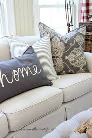 Large Decorative Couch Pillows by Perfect Pattern And Color Combination In These Pillows Savvy