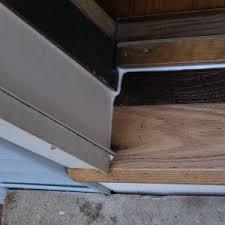 Wooden Exterior Door Threshold
