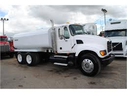 100 Used Water Trucks For Sale MACK GRANITE CV713 Lease New Total