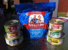 organic cat food newman s own organic cat food review