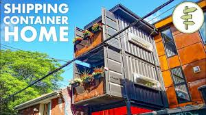 100 Modified Container Homes Living In A Beautiful Shipping Home In The City