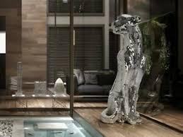على الرغم من خراج ارسم صورة leopard figur silber