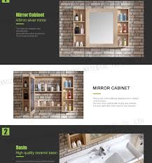 modernes design zwei türen und vier schubladen wand badezimmer eitelkeit mdf oder sperrholz spiegelschrank melamin badezimmerschrank buy